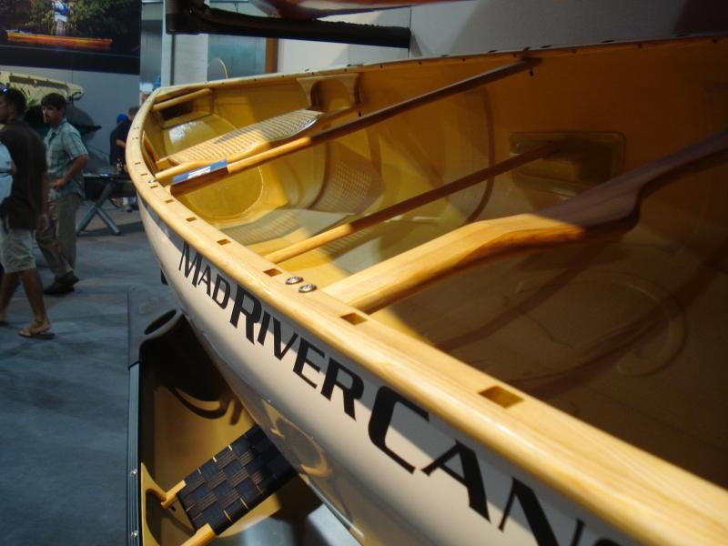New 2011 Mad River Canoe Models Paddlinglight Com