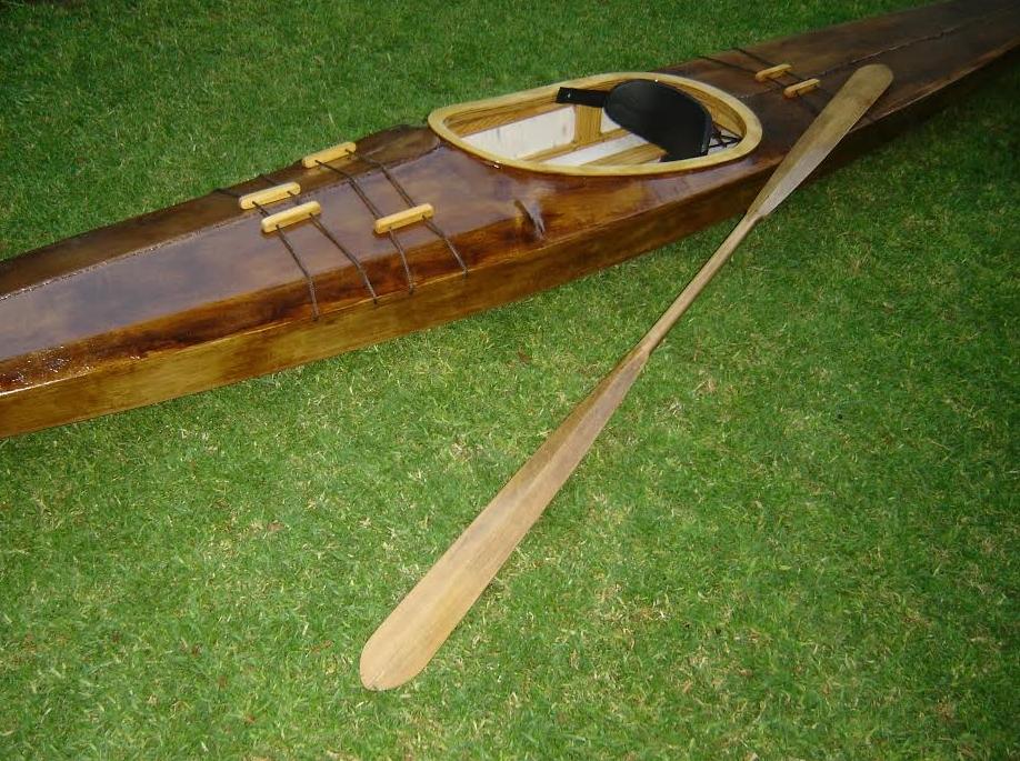 Siskiwit Bay Skin-on-Frame Sea Kayak Plans
