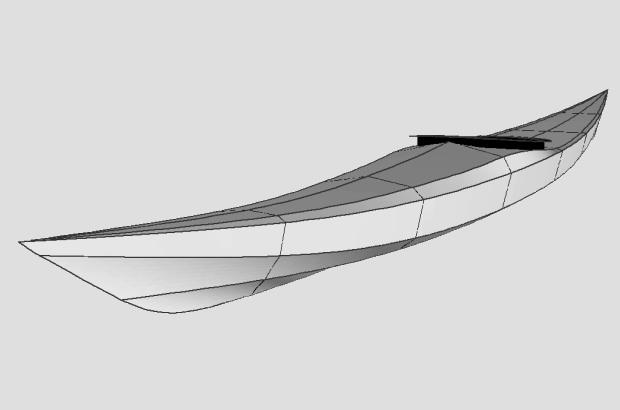 Siskiwit SOF Sea Kayak Plans O PaddlingLight