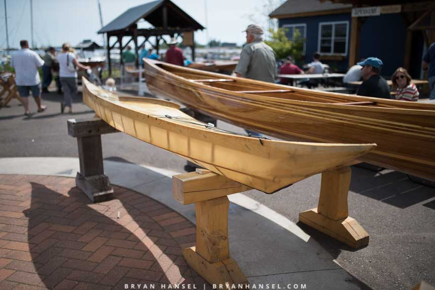 North House Folk School's Wooden Boat Show 2016 • PaddlingLight.com